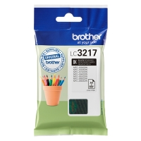 Brother LC-3217BK svart bläckpatron (original) LC3217BK 028900