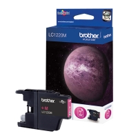 Brother LC1220M magenta bläckpatron (original Brother) LC1220M 029074