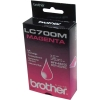Brother LC700M magenta bläckpatron (original Brother) LC700M 029010