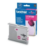 Brother LC970M magenta bläckpatron (original Brother) LC970M 028820