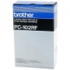 Brother PC-102RF svart färgband 2-pack (original Brother) PC102RF 029838