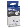 Brother TC-291 svart på vit tejp, 9mm (ORIGINAL) TC291 080500