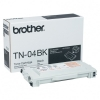 Brother TN-04BK svart toner (original Brother) TN04BK 029750