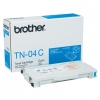 Brother TN-04C cyan toner (original Brother) TN04C 029760