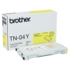 Brother TN-04Y gul toner (original Brother) TN04Y 029790
