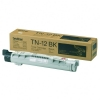 Brother TN-12BK svart toner (original Brother) TN12BK 029800
