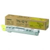 Brother TN-12Y gul toner (original Brother) TN12Y 029830