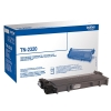 Brother TN-2320 svart toner hög kapacitet (original Brother) TN-2320 051054