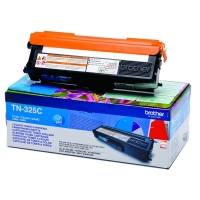 Brother TN-325C cyan toner hög kapacitet (original Brother) TN325C 029196