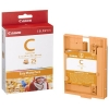 Canon Easy Photo Pack E-C25 bläckpatron + papper (original Canon) 1249B001AA 018175
