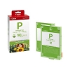 Canon Easy Photo Pack E-P100 bläckpatron + papper (original Canon) 1335B001AA 018155