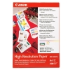 Canon HR-101N high-resolution photo paper 106g A4 (50 ark)