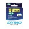 Dymo 61214/S0721120 gul tejp, 12mm (ORIGINAL) S0721120 088808