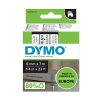Dymo S0720770/43610 tejp, svart / transparent, 6mm (ORIGINAL) S0720770 088002