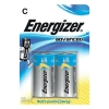 Energizer Advanced C / LR14 batteri 2-pack E300129900 238337