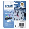 Epson 27XL (T2715) 3-pack (original) C13T27154010 C13T27154012 026624