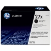 HP 27X (C4127X) svart toner hög kapacitet (original HP) C4127X 032122