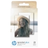 HP 2LY72A ZINK Sprocket Plus photo paper - självhäftande 5,8cm x 8,7cm (20 ark)