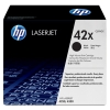 HP 42X (Q5942X) svart toner hög kapacitet (original) Q5942X 039520