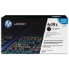 HP 649X (CE260X) svart toner hög kapacitet (original HP) CE260X 039894