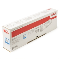 OKI 46443103 cyan toner hög kapacitet (original) 46443103 036186