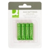 Q-Connect KF00488  LR3/AAA batterier 4-pack KF00488 235185