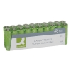 Q-Connect KF10848 LR6/AA batterier 20-pack