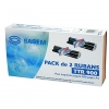 Sagem TTR 900D ink film roll 2-pack (original)